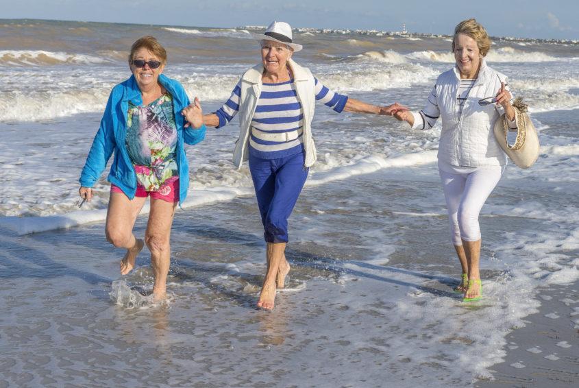 Wczasy nad morzem dla seniora