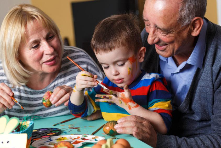 Czy dziadkowie mogą ubezpieczyć wnuka