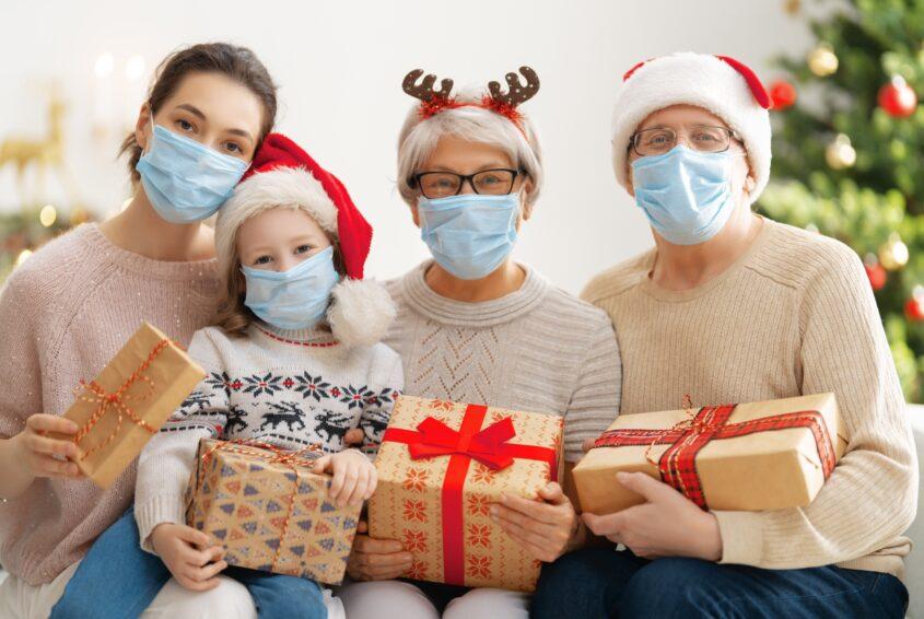 Święta Bożego Narodzenia koronawirus COVID-19