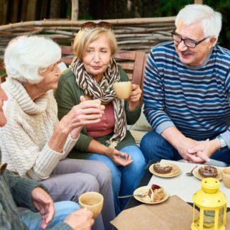 samotność osób starszych