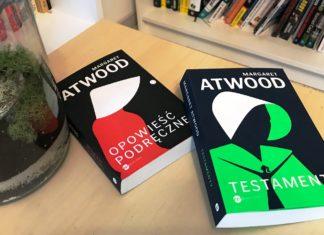 Opowiesc Podrecznej+Testamenty_Atwood