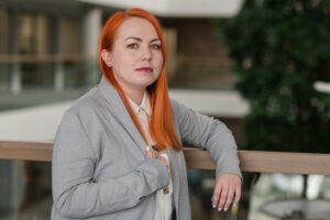 Dr Karolina Chwiałkowska - badania DNA