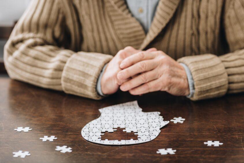 Demencja starcza-Alzheimer