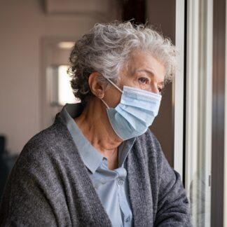 Senior w pandemii