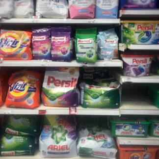 Testy UOKiK - proszki do prania