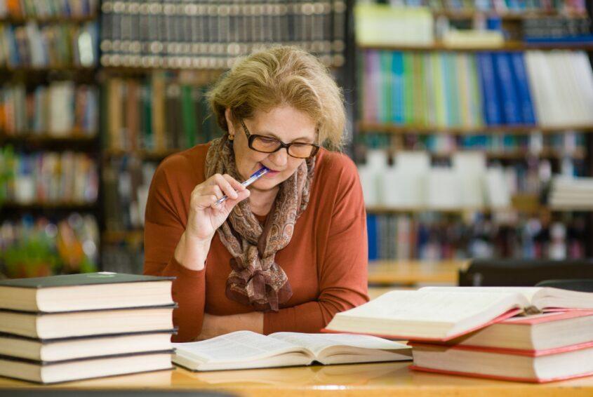 hobby emeryta matura i studia