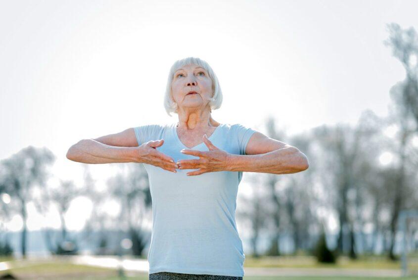Oddychanie przeponą - ćwiczenia
