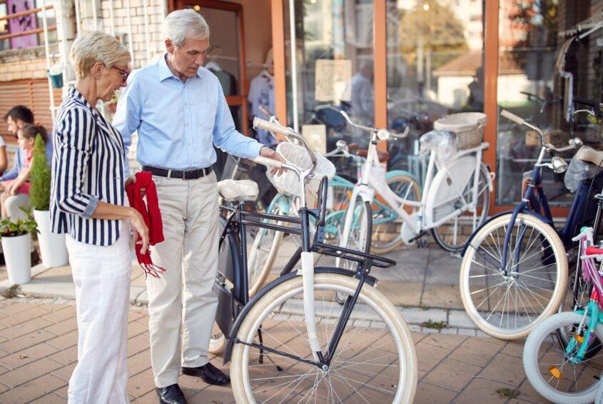 Rower dla seniora - jak wybrać?