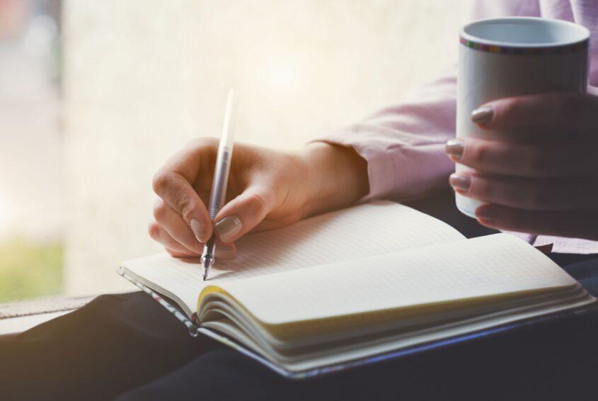Hobby emeryta – pisanie pamiętnika