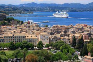 Wyspy greckie - Korfu
