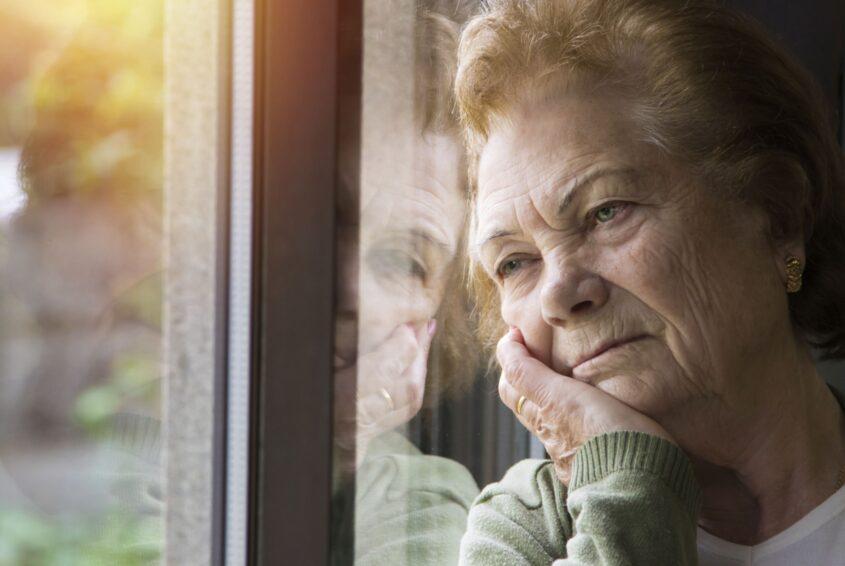 osoby starsze samotność