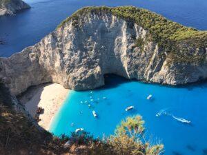 Greckie wyspy - Zakynthos